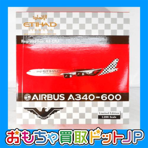 EAGLE 1/200 【A340-600 エティハド航空】#100025