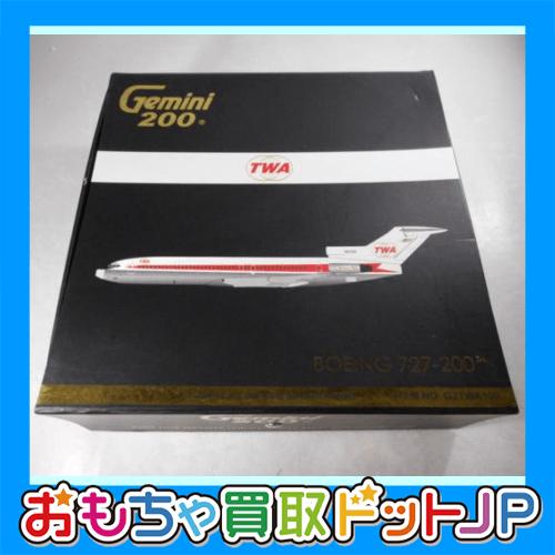 ジェミニ200 1/200 B727-200 G2TWA100